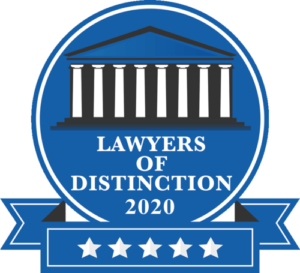 Paul Sulla Jr. is part of Lawyers of Distinction